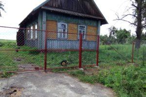 сетка металлическая забор